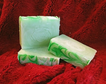 Lime in the Coconut Vegan Handcrafted Soap