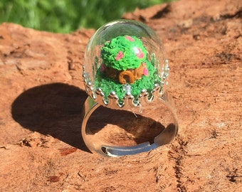 Fairy House Ring
