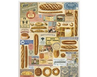 Baking Bread Framed Art