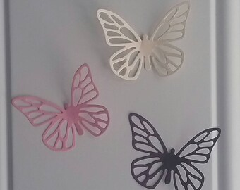 Butterfly Die Cuts 10