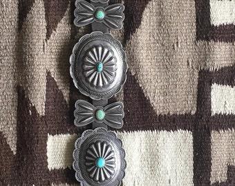Pawn Vintage Navaho Concha belt