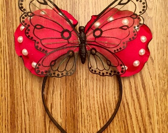 Madame Butterfly Ears