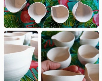 Small ceramic pitcher