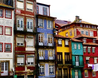 Photography Houses of Porto, Portugal