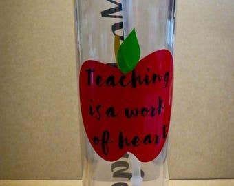 End of School Year Teacher Gift Tumbler