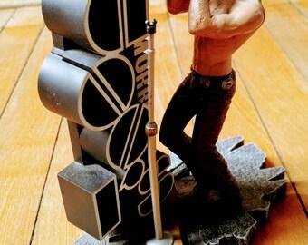 Jim Morrison, Figurine, Collectable