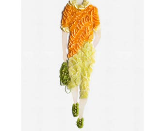 Food Fashion Art, Food Art, Fashion Art, Food Print, Fashion Print, Food Photo, Food Photograph, Fashion Photo, Fashion Photograph, Art