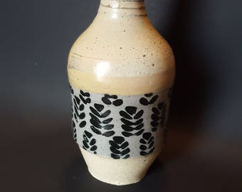 Oil Jar with Cork