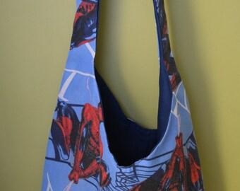 Spider-man Hobo Bag