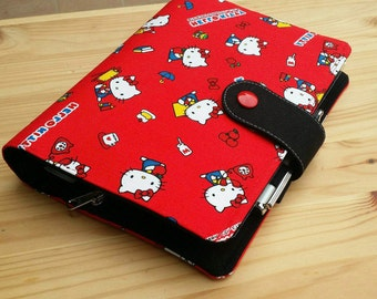 Minni and Mic Mini Happy Planner Cover  with optional  mini Happy planner
