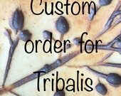 Custom Pendant Order for Tribalis