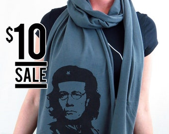 10 Dollar Sale -- Commander Adama Gray Jersey Scarf