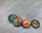 fire on the rocks  buttons