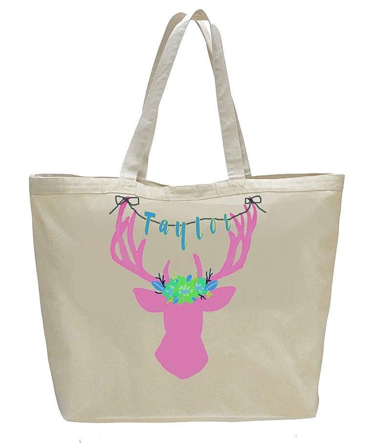 Wedding Weekend Gift Bag Ideas : ... bags, bridesmaid gifts, bridal party gift, wedding weekend bag