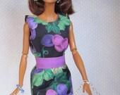 Silkstone Barbie Ensemble OOAK - 6 PIeces Napa valley Tour