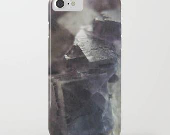 fluorite aura - iPhone Galaxy cases