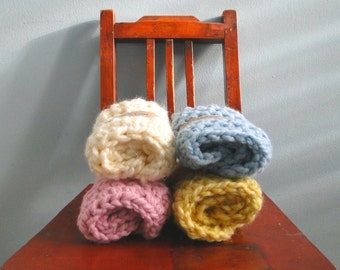 Baby Lovey, Mini Blanket, Baby Boy, Baby Girl, Chunky, Lovey Blanket , Crochet Mini Lovey, Security Lovey, Ready To Ship