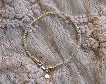 Gold Charm Bracelet Cool Gold Chain