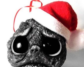 Lump of Coal, Christmas Ornament, Gag gift, Naughty list, Christmas decoration, Christmas Gift