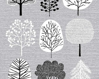 I Love Trees No2, open edition giclee print