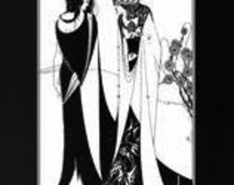 SALOME by Oscar Wilde --with-- UNDER the HILL by Aubrey Beardsley - 2 Novels by 2 authors in one book - Decadent Literature