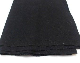 Japanese Indigo Cotton. Artisan Aizome Boro Textile. Blue Vintage Folk Fabric (Ref: 1716)