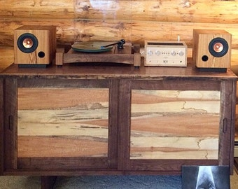 Montana record cabinet