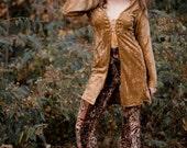 Golden Goddess Duster