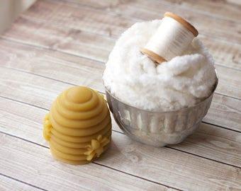 Pick One SNOW hand-dyed Chenille Plush or Pom Pom Trim Lady Dot 100% Cotton Super Soft Finishing Trim