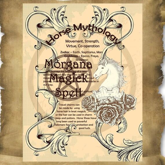 Horse Mythology