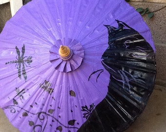 Jerry the kitty parasol