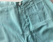 vintage 1950s 1960s Catalina cotton shorts / size large