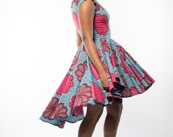 NEW - Lauren dress Pink by GITAS Portal
