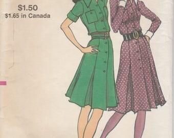 Sweet Day Dress Pattern Vogue 8198 Size 10