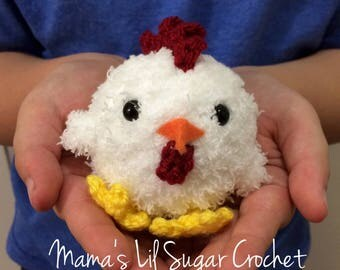 Tiny chicken toy, baby chick, rooster, rooster toy, chinese new year, year of the rooster, chicken toy, fluffy chicken toy, baby chick toy