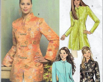 "2005 Butterick 4688 Unlined Jacket in Three Lengths Sewing Pattern Size 16-18-20-22 Bust 38""-40""-42""-44"" UNCUT"