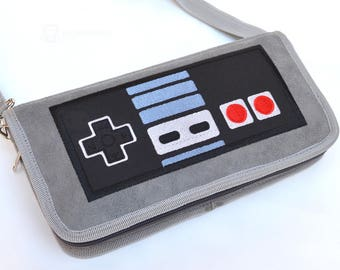 Retro Controller - Switch carrying case
