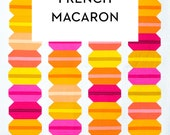 French Macaron Quilt Pattern (EU Customers)