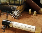 Lilacs and Gooseberries Oil Perfume - Yennefer of Vengerberg - Scent of Yen - The Witcher Perfumes