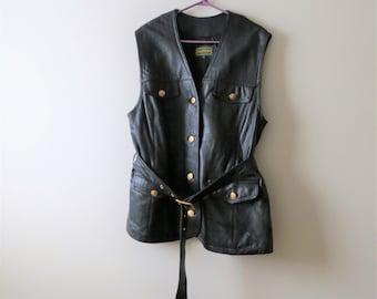 danier leather etsy