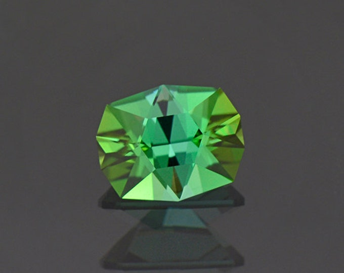 UPRISING SALE! Outstanding Blue Green Tourmaline Gemstone from Maine 2.84 cts.