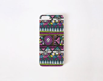 Tribal iPhone SE Case - Tribal iPhone 5/5s Case - Colorful Tribal iPhone Case - Mapuche Pattern iPhone Case - Geometric iPhone Case