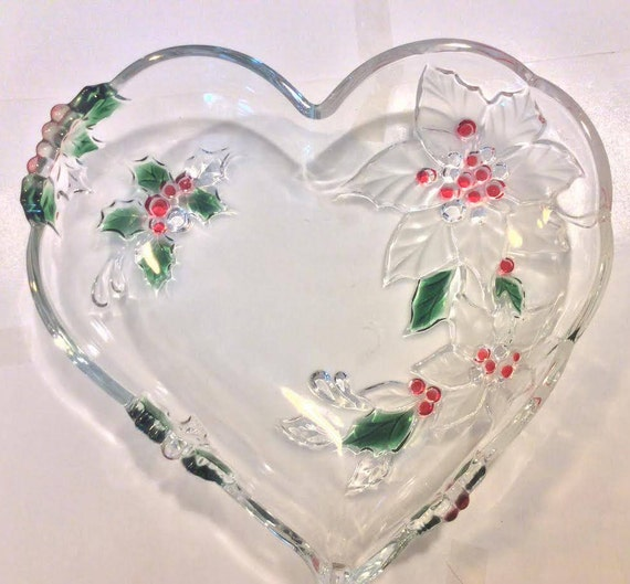 Mikasa Heart-Shaped Bowl, Large Heart Dish, Gift For Her
