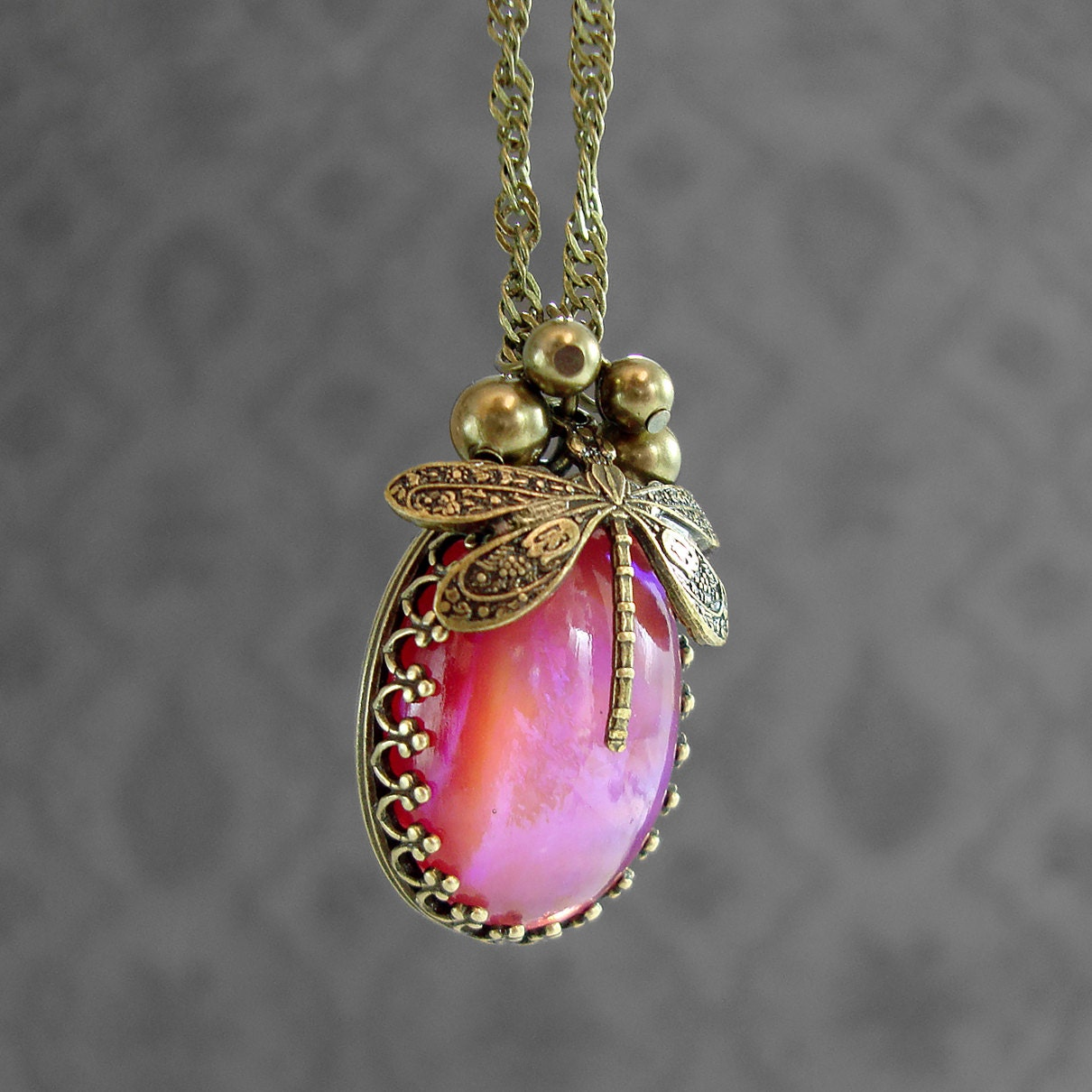 pink moonstone jewelry vintage - photo #21