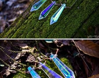 Aura Spike Necklace