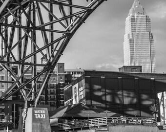 Fine Art Photography // Key Tower, Cleveland, Ohio // Giclée Print
