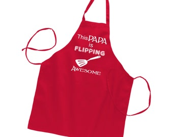 Gifts for Husband Papa Gift Father Gift Husband Gift Grandpa Gift Papa Gifts Grandparent Gifts Apron Grilling Aprons Personalized Gift Ideas