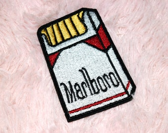 Cigarette Pack Patch