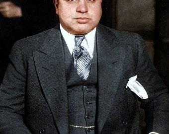 Al Capone - Capone in court . # 2