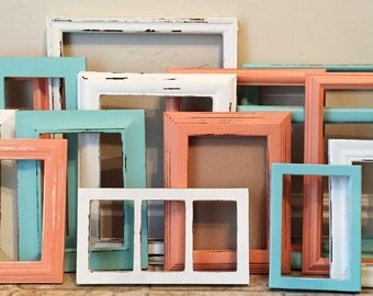 Wall Picture Frame Sets picture frame collage, rustic picture frame set, rustic gallery